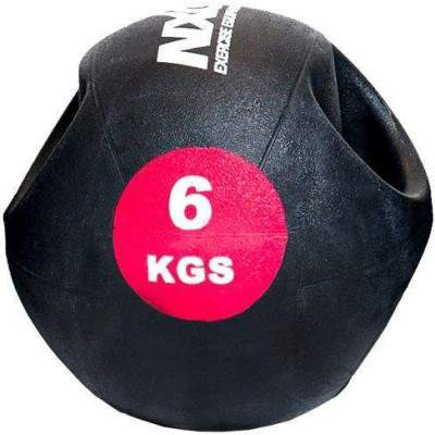 NXG Double Grip Medicine Ball 6kg by Podium 4 Sport
