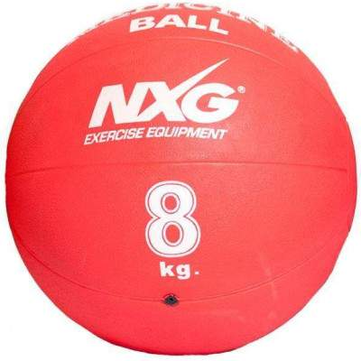 NXG Medicine Ball 8kg by Podium 4 Sport