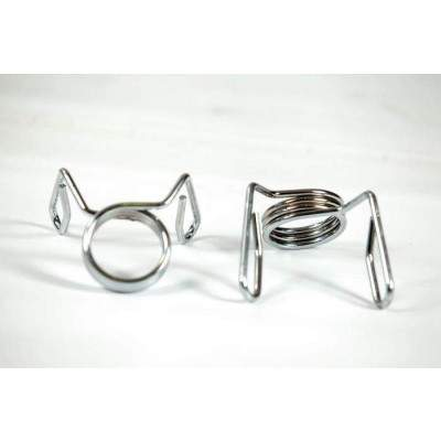 NXG Spring Collar Pair for Olympic Bar by Podium 4 Sport