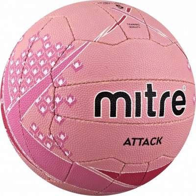 Mitre Attack Netball by Podium 4 Sport