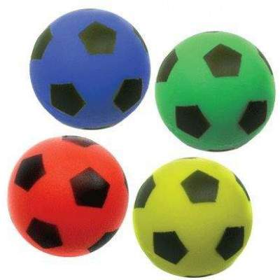 Assorted Soft Touch Balls Pack by Podium 4 Sport