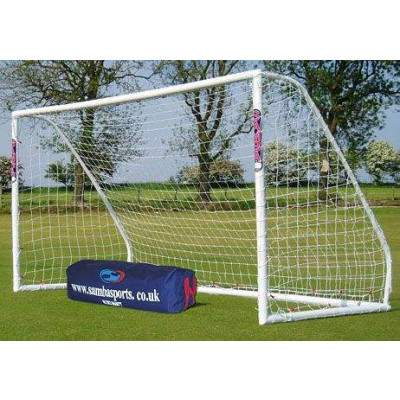 Samba Match 12 x 6 Football Goals by Podium 4 Sport