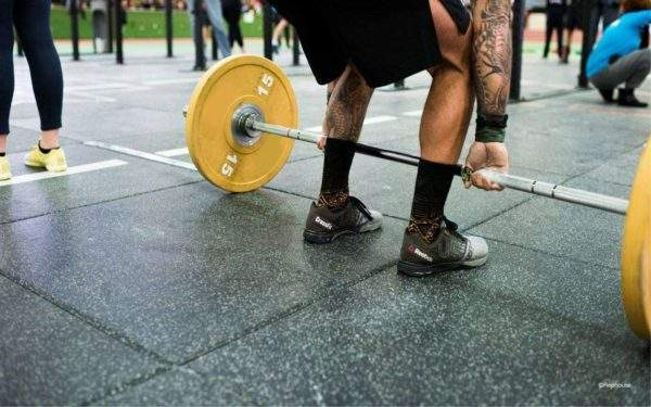 Rephouse Neoflex™ Premium Gym Tiles by Podium 4 Sport