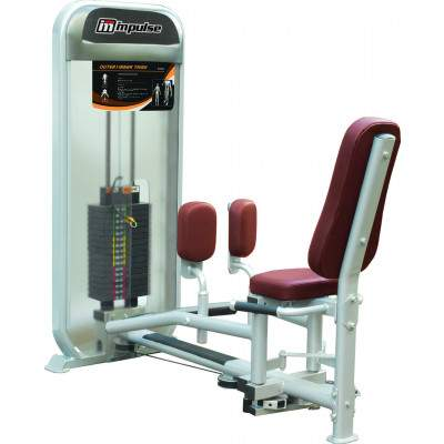 Impulse PL Dual Inner/Outer Thigh 170lbs by Podium 4 Sport