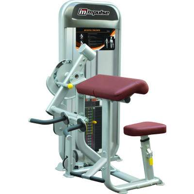 Impulse PL Dual Bicep/Tricep 170lbs by Podium 4 Sport