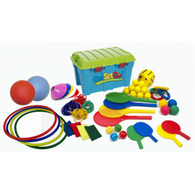 Tuftex GetSetGo with Playtime Pack E by Podium 4 Sport