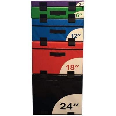 NXG Soft Plyo Box by Podium 4 Sport