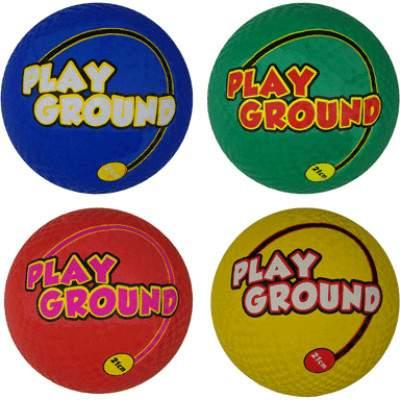 Playground Balls Pack 15cm by Podium 4 Sport