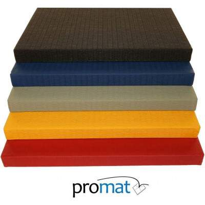 Promat Competition IJF Judo Mat 2m x 1m x 40mm by Podium 4 Sport