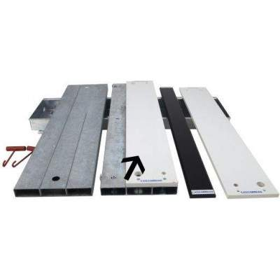 Cantabrian Removable Take Off Board by Podium 4 Sport