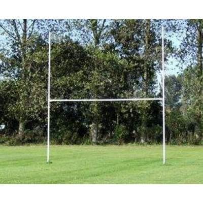 Harrod Aluminium Mini Rugby Posts-0