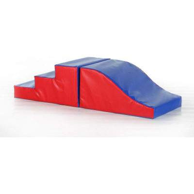 Soft Play First Climb & Slide Play Set by Podium 4 Sport