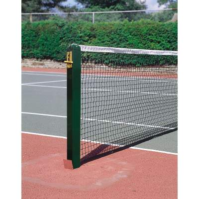 Harrod S8 Tennis Posts without Sockets-0