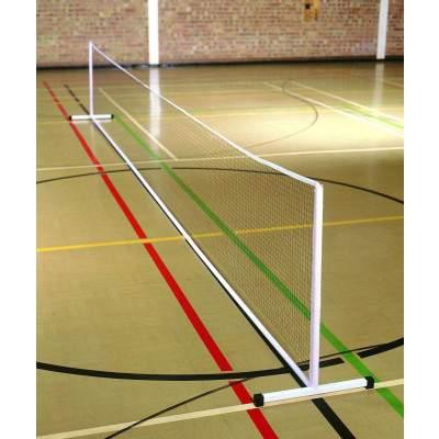 Harrod Freestanding Practice Mini Tennis Posts-0