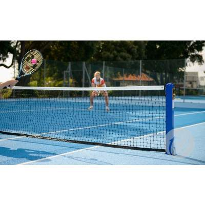 Harrod Socketed Mini Tennis Posts by Podium 4 Sport