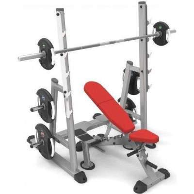 Indigo Fitness Multipress 4 in 1 Bench by Podium 4 Sport