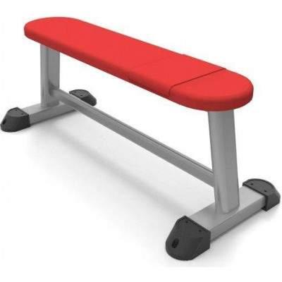 Indigo Fitness Flat Bench by Podium 4 Sport