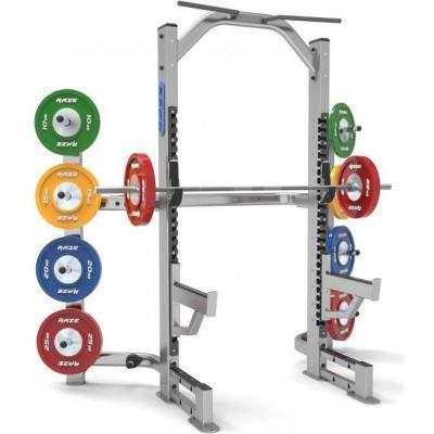 Indigo Fitness Elite Half Rack by Podium 4 Sport