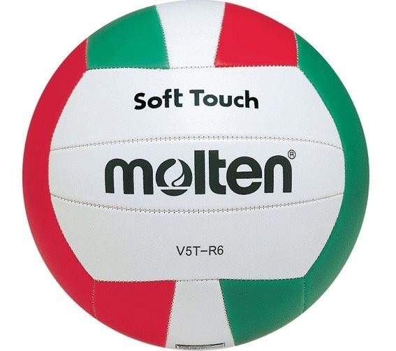 Molten Soft Touch Volleyball by Podium 4 Sport