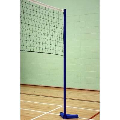 Harrod Floor Fixed VB1 Volleyball Set by Podium 4 Sport
