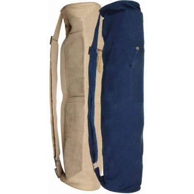 Fitness Mad Jute Yoga Mat Bag